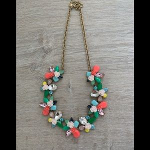 J crew summer necklace ! Colorful